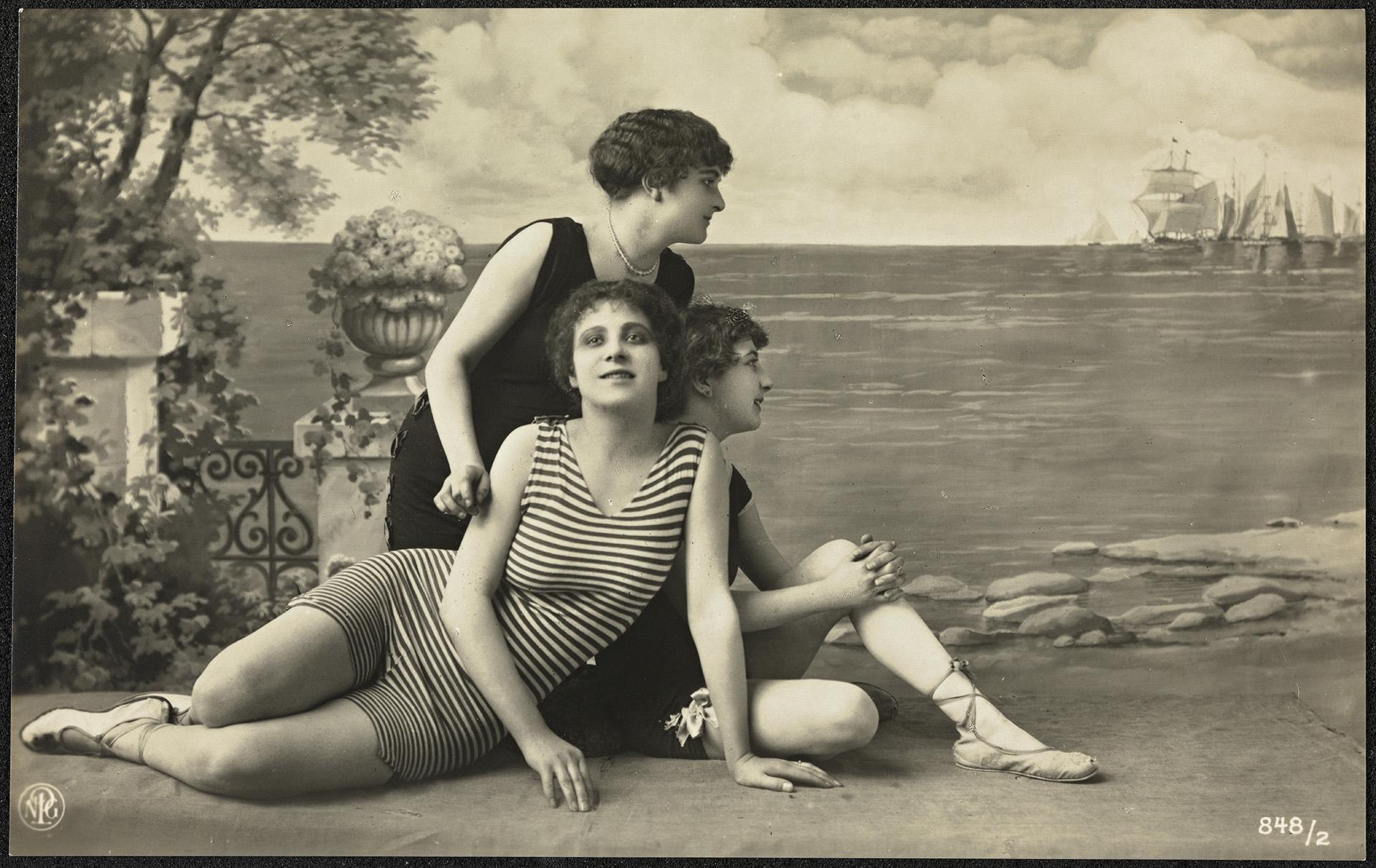 utgiver: Neue Photographische Gesellschaft (NPG), ca. 1920, fotograf: ukjent